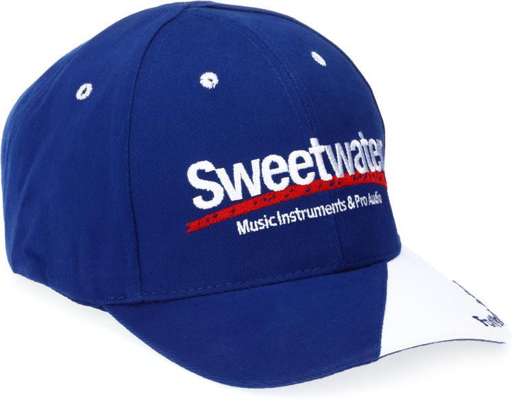 Sweetwater Baseball Cap - Royal Blue/White image 1
