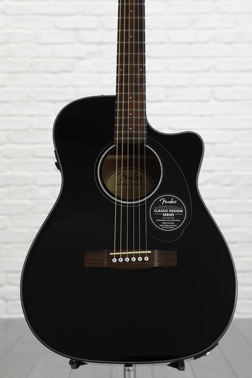 Fender CC-60SCE - Black