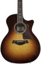 Taylor 814ce Grand Auditorium - Sunburst