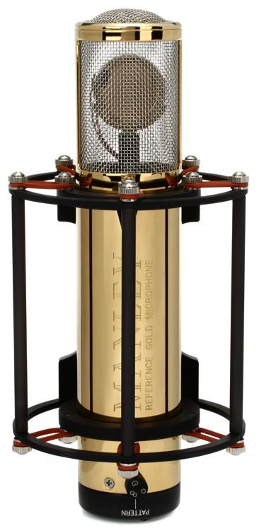 Manley Reference Cardioid Review - YouTube