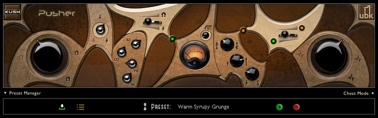 Kush Audio Pusher Plug-in image 1