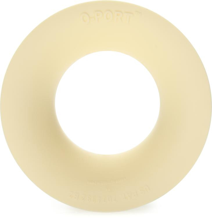 D\'Addario Planet Waves O-Port - Ivory, Small image 1