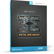 Toontrack Metal Machinery SDX (download)