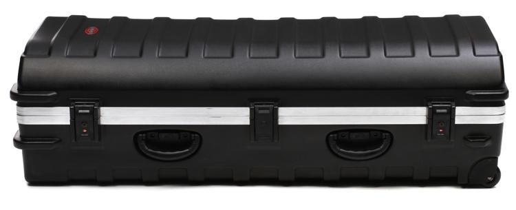 skb drum hardware case with wheels 50 x 20 sweetwater. Black Bedroom Furniture Sets. Home Design Ideas