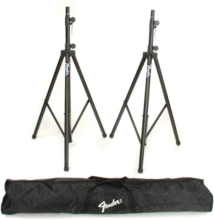 Fender Audio ST275 Passport Speaker Stands image 1