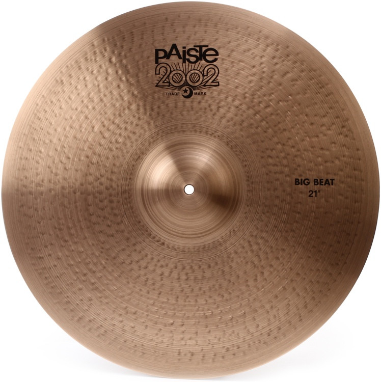 Paiste 2002 Big Beat Series Crash/Ride - 21