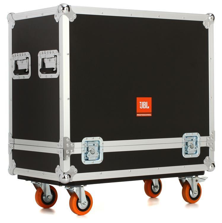 JBL Bags Flight Case - Holds 2 PRX812W image 1