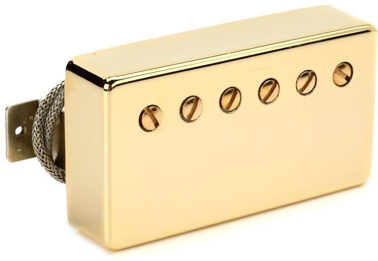 Seymour Duncan SH-1n \'59 Model 1-Conductor Pickup - Gold Neck image 1