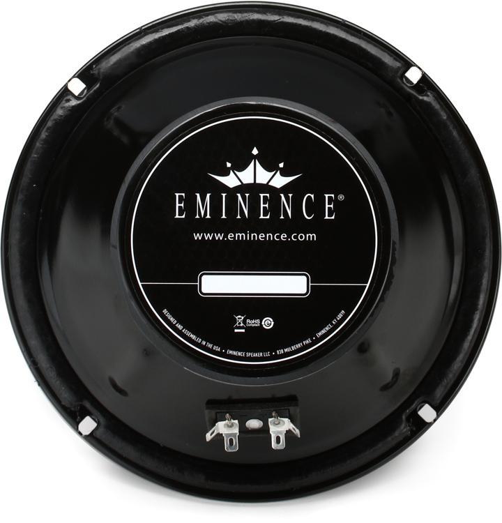 Eminence Alpha-8MRA American Standard Series 8