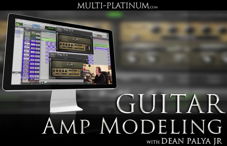 Multi Platinum Guitar Amp Modeling Interactive Course image 1