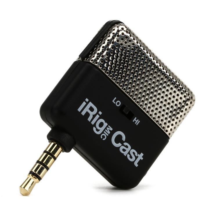 IK Multimedia iRig Mic Cast iOS Microphone image 1