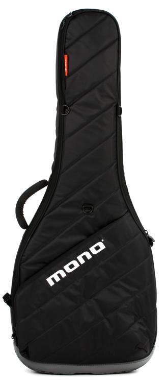 MONO Vertigo Semi-hollow Guitar Hybrid Electric Gig Bag - Black image 1