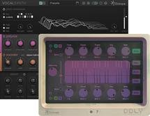 iZotope Vocal Synth and DDLY Bundle