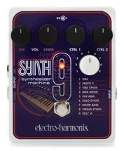 Electro-Harmonix Synth 9 Synthesizer Machine