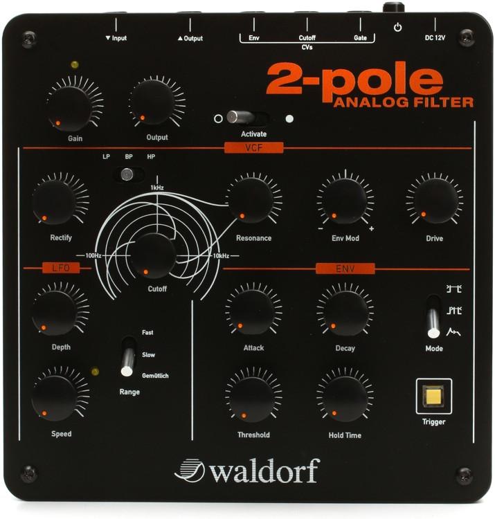 Waldorf 2-pole Analog Filter image 1