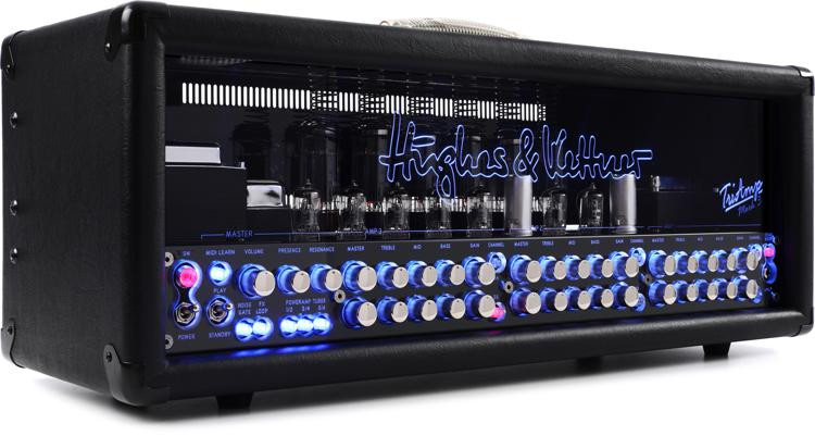 Hughes & Kettner Triamp MKIII 150-watt Dual 3-channel Programmable Tube Head image 1