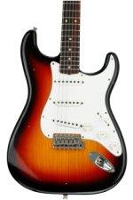 Fender Custom Shop Postmodern Stratocaster Journeyman Relic - 3-color Sunburst with Rosewood Fingerboard