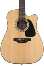 Takamine GD30CE 12-string - Natural