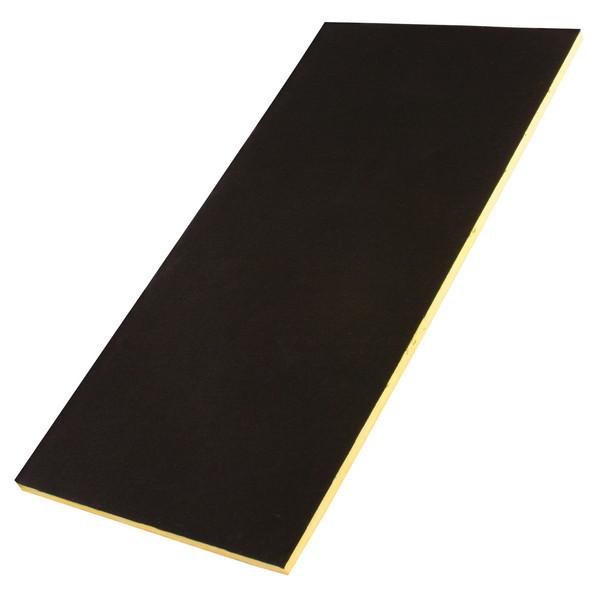 Auralex T-Coustic Ceiling Tile, Single Piece - 2x4, Black image 1
