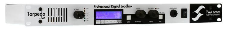 Two Notes Torpedo Live Digital Loadbox and Speaker Simulator image 1