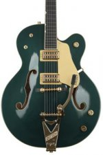 Gretsch G6196T-59GE Vintage Select Country Club - Cadillac Green, Bigsby