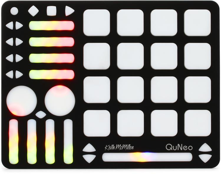Keith McMillen Instruments QuNeo 3D Pad Controller image 1