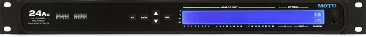 MOTU 24Ao USB/AVB/iOS Interface image 1