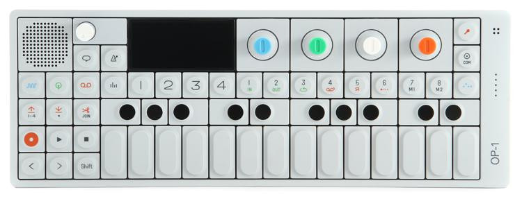 Teenage Engineering OP-1 Portable Synthesizer Workstation image 1
