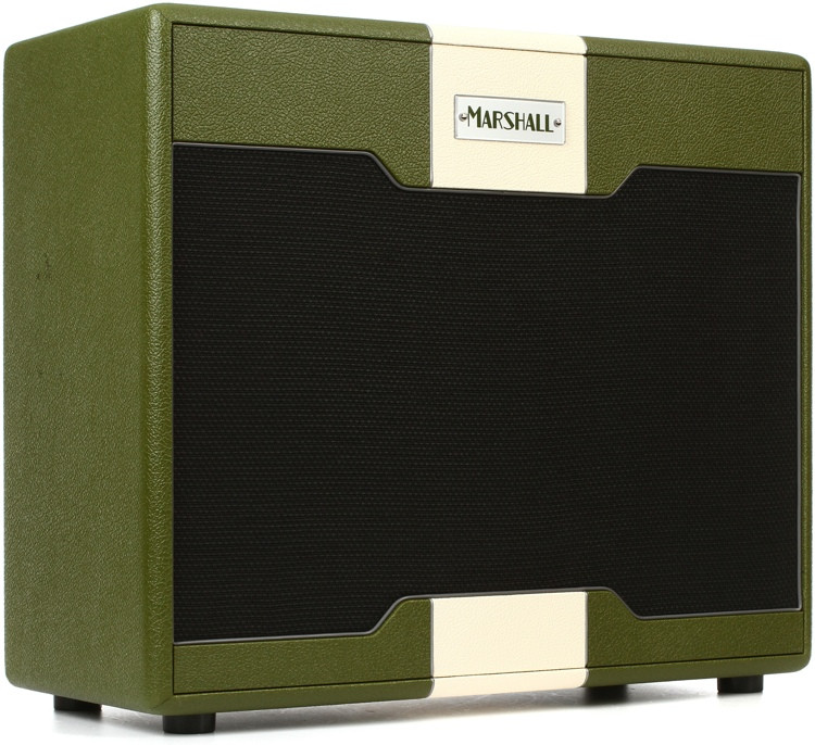 marshall astoria classic 75 watt 1x12 extension cabinet sweetwater. Black Bedroom Furniture Sets. Home Design Ideas