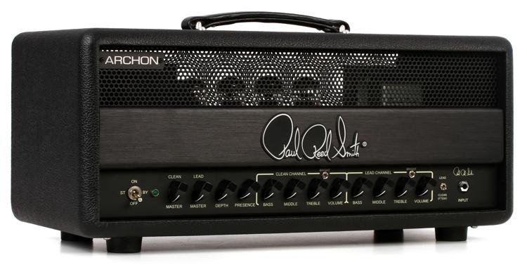 PRS Archon 100 - 100-watt Tube Head - Stealth Black image 1
