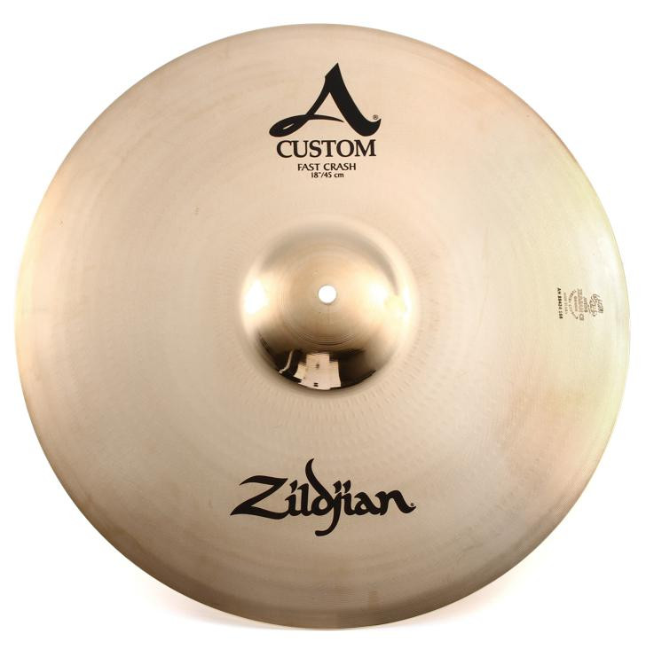 Zildjian A Custom Fast Crash - 18