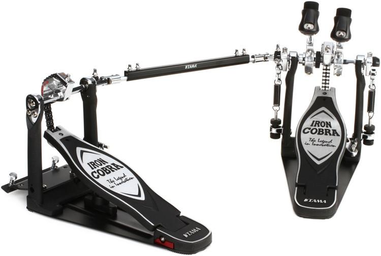Tama HP900PWN Iron Cobra Power Glide - Dual Kick Drum Pedal image 1