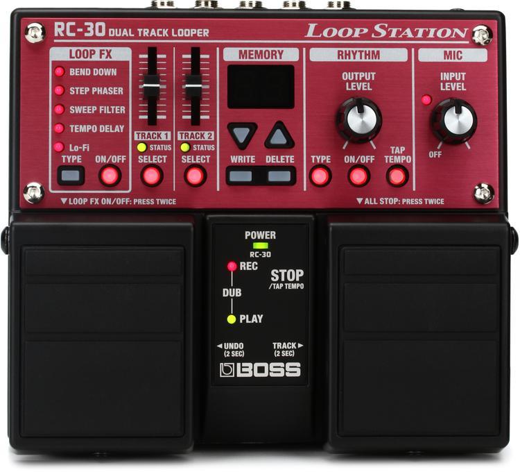 Boss RC-30 Phrase Looper Pedal image 1