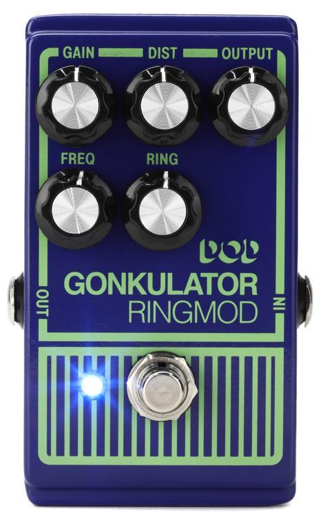 DOD Gonkulator Ring Modulator Pedal image 1