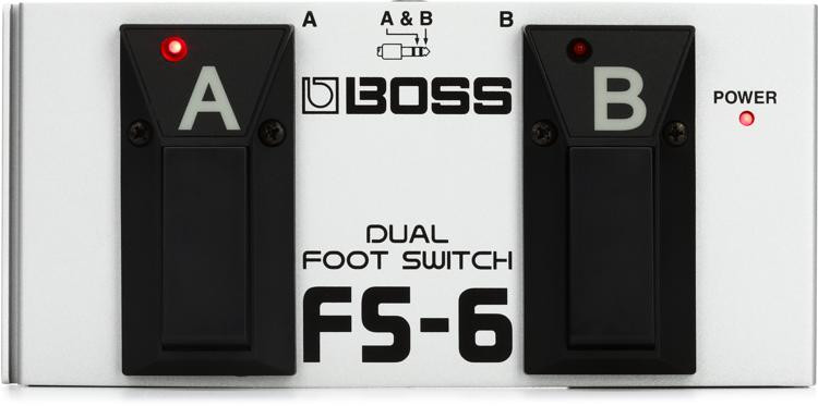 Boss FS-6 Dual Foot Switch image 1