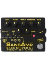 Tech 21 SansAmp Bass Driver DI V2