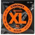 D'Addario ECG26 Chromes Flat Wound Medium Electric Strings