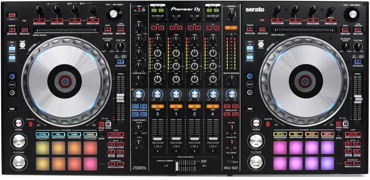 Pioneer DJ DDJ-SZ2 4-deck Serato DJ Controller image 1