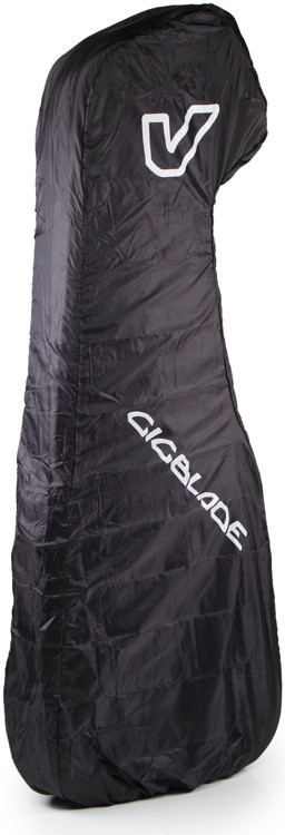 Gruv Gear GigBlade Weather Cover - For Electric Guitar, Black image 1