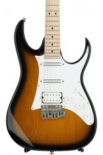 Ibanez AT100CL Andy Timmons Signature - Sunburst