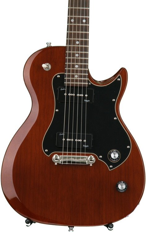 Godin Empire P90 HG - Mahogany with P90s image 1