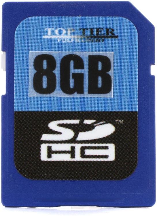 Top Tier SDHC Card - 8 GB image 1