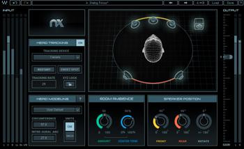 Waves Nx Virtual Mix Room Plug-in image 1