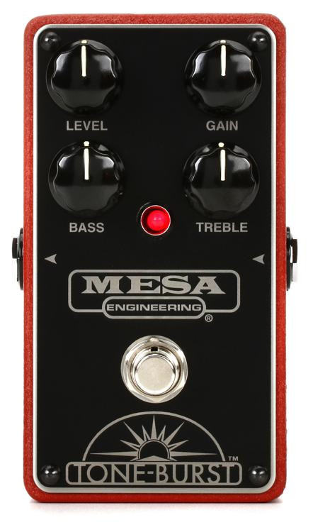 mesa boogie tone burst clean boost pedal sweetwater. Black Bedroom Furniture Sets. Home Design Ideas