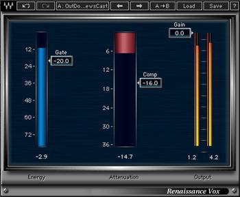 Waves Renaissance Vox Plug-in image 1