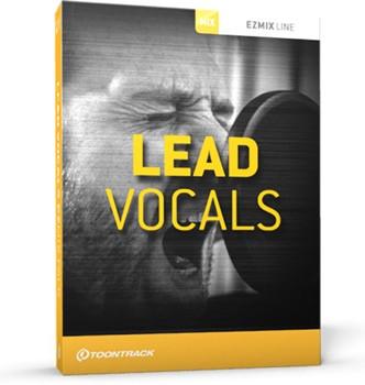 Toontrack Lead Vocals EZmix Pack - Single Pack (download) image 1