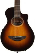 Yamaha APXT2EW - Tobacco Brown Sunburst
