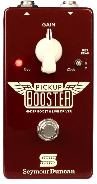 Seymour Duncan Pickup Booster 25dB Boost Pedal image 1