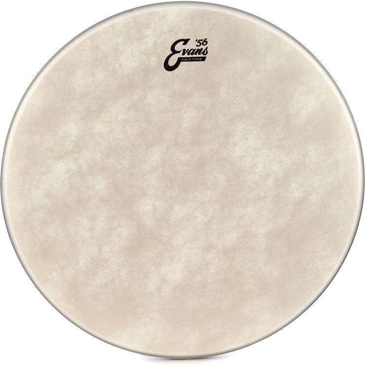 Evans Calftone Bass Drumhead - 22