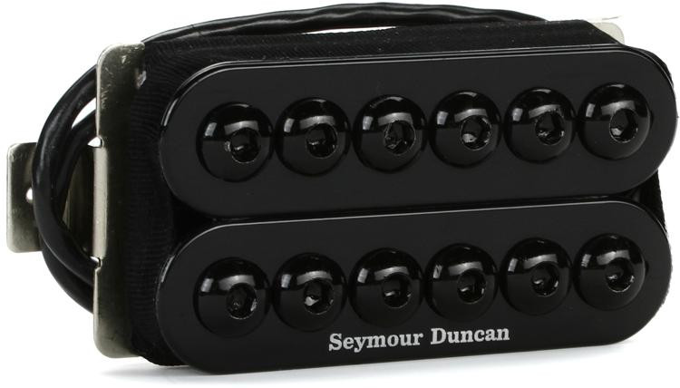 seymour duncan sh 8b invader humbucker pickup black bridge sweetwater. Black Bedroom Furniture Sets. Home Design Ideas